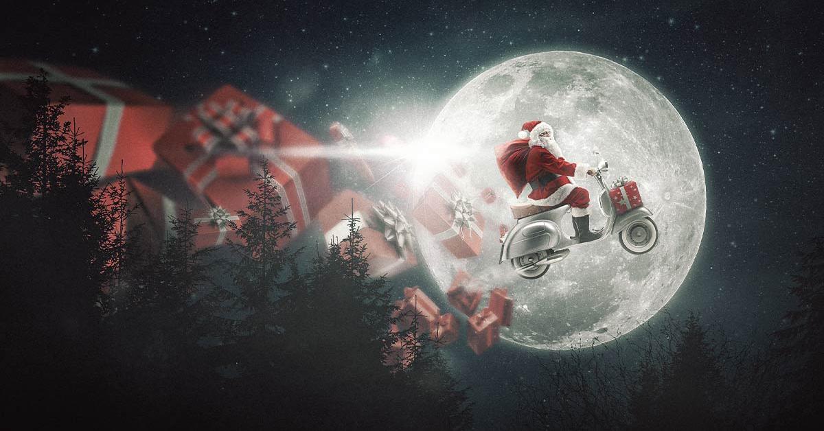 Betsafe joulukalenteri